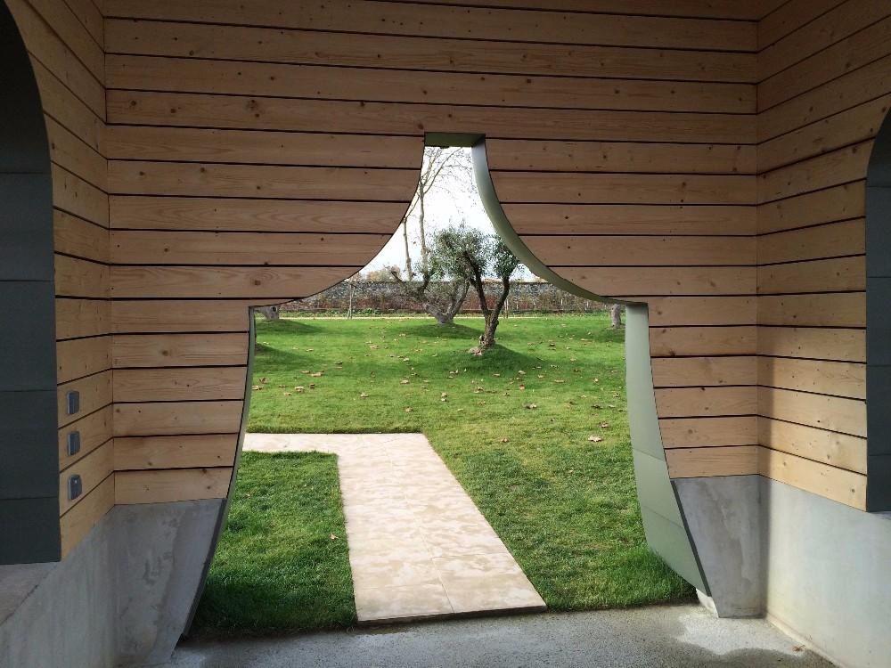 image41 - mur ossature bois charpente bois/metallique metal bardage bois composite caillebotis fabrication commande numerique construction assemblage