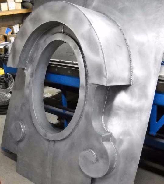 image38 - mur ossature bois charpente bois/metallique metal bardage bois composite caillebotis fabrication commande numerique construction assemblage