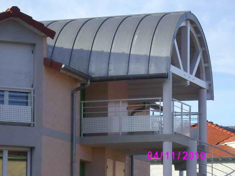 image115 - mur ossature bois charpente bois/metallique metal bardage bois composite caillebotis fabrication commande numerique construction assemblage