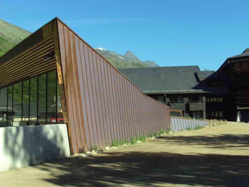 image89 - mur ossature bois charpente bois/metallique metal bardage bois composite caillebotis fabrication commande numerique construction assemblage