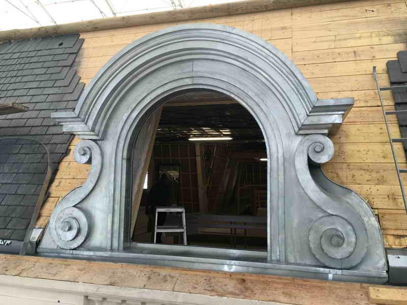 image104 - mur ossature bois charpente bois/metallique metal bardage bois composite caillebotis fabrication commande numerique construction assemblage