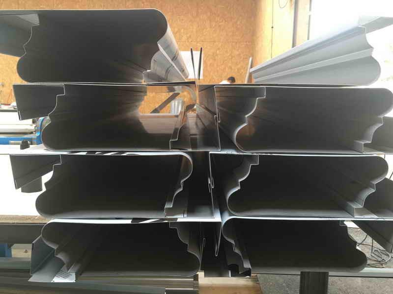 image135 - mur ossature bois charpente bois/metallique metal bardage bois composite caillebotis fabrication commande numerique construction assemblage