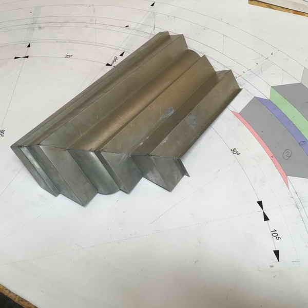 image132 - mur ossature bois charpente bois/metallique metal bardage bois composite caillebotis fabrication commande numerique construction assemblage