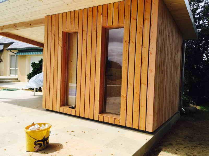 image55 - mur ossature bois charpente bois/metallique metal bardage bois composite caillebotis fabrication commande numerique construction assemblage