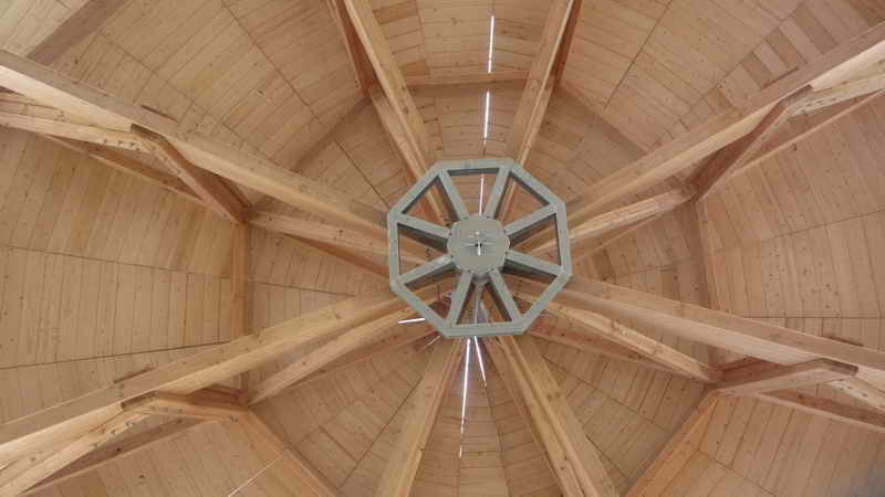 image63 - mur ossature bois charpente bois/metallique metal bardage bois composite caillebotis fabrication commande numerique construction assemblage