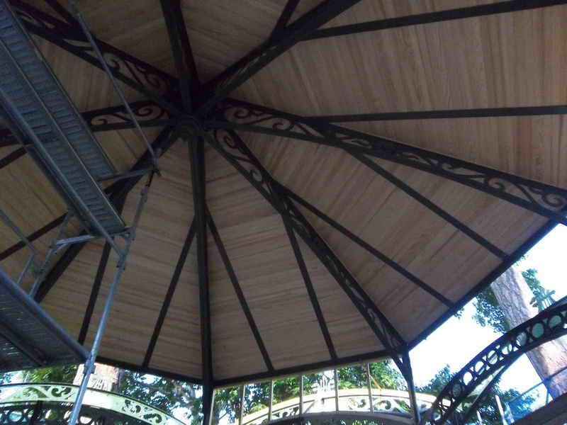 image69 - mur ossature bois charpente bois/metallique metal bardage bois composite caillebotis fabrication commande numerique construction assemblage